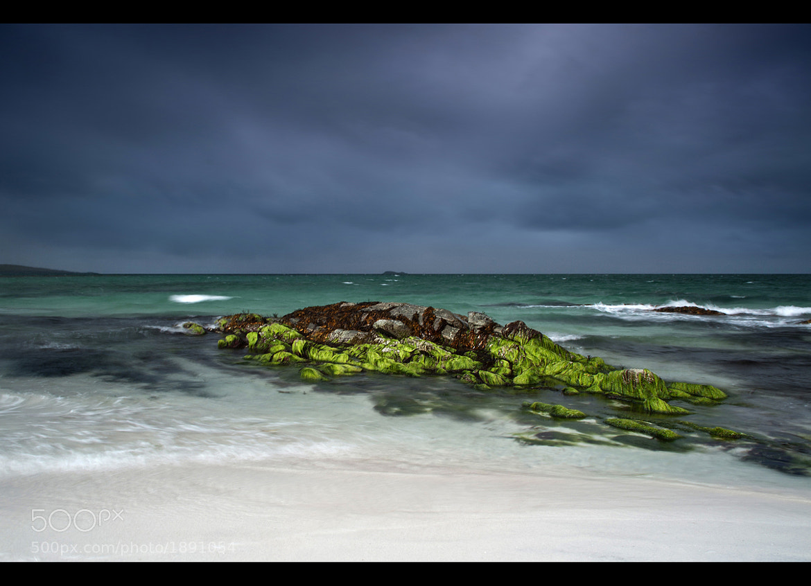 Photograph Berneray Rocks by Melanie Branagan on 500px