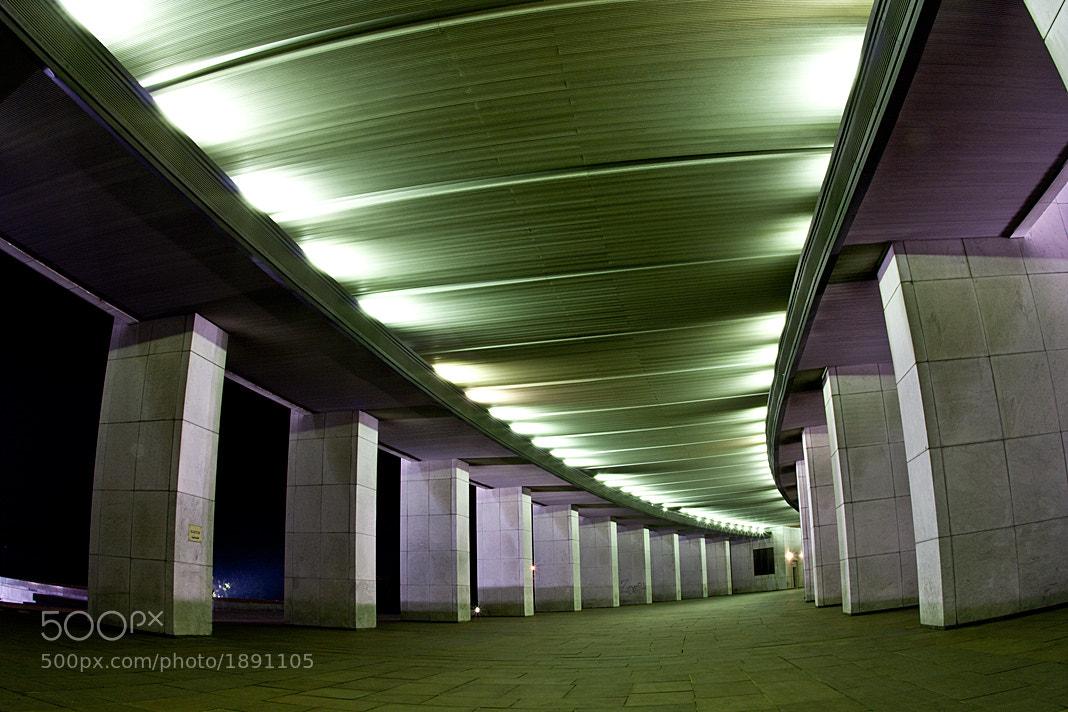 Photograph Subway night by Mikhail Razumovskiy on 500px
