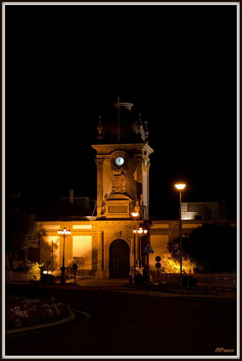 Photograph Ferrol. Puerta del Arsenal by Manuel Pazos on 500px