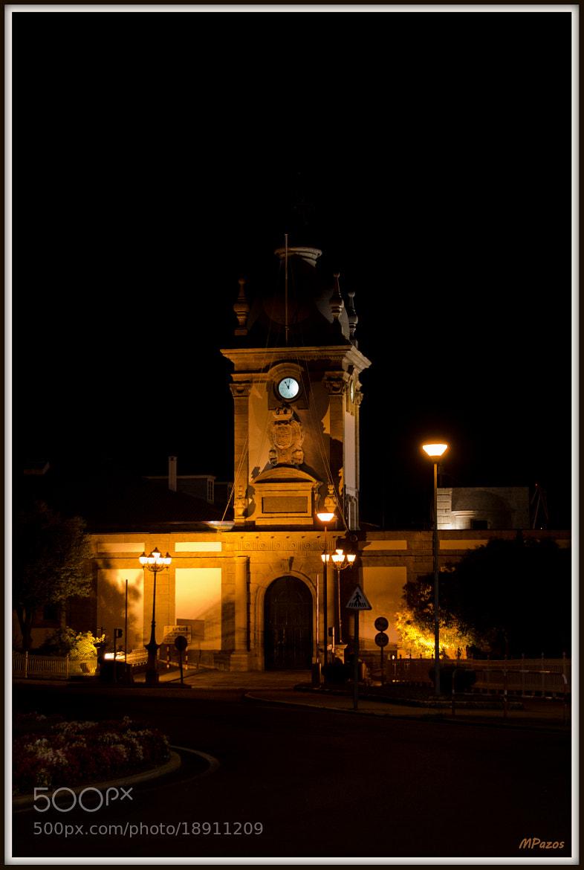 Photograph Ferrol. Puerta del Arsenal by Manuel Pazos on 500px