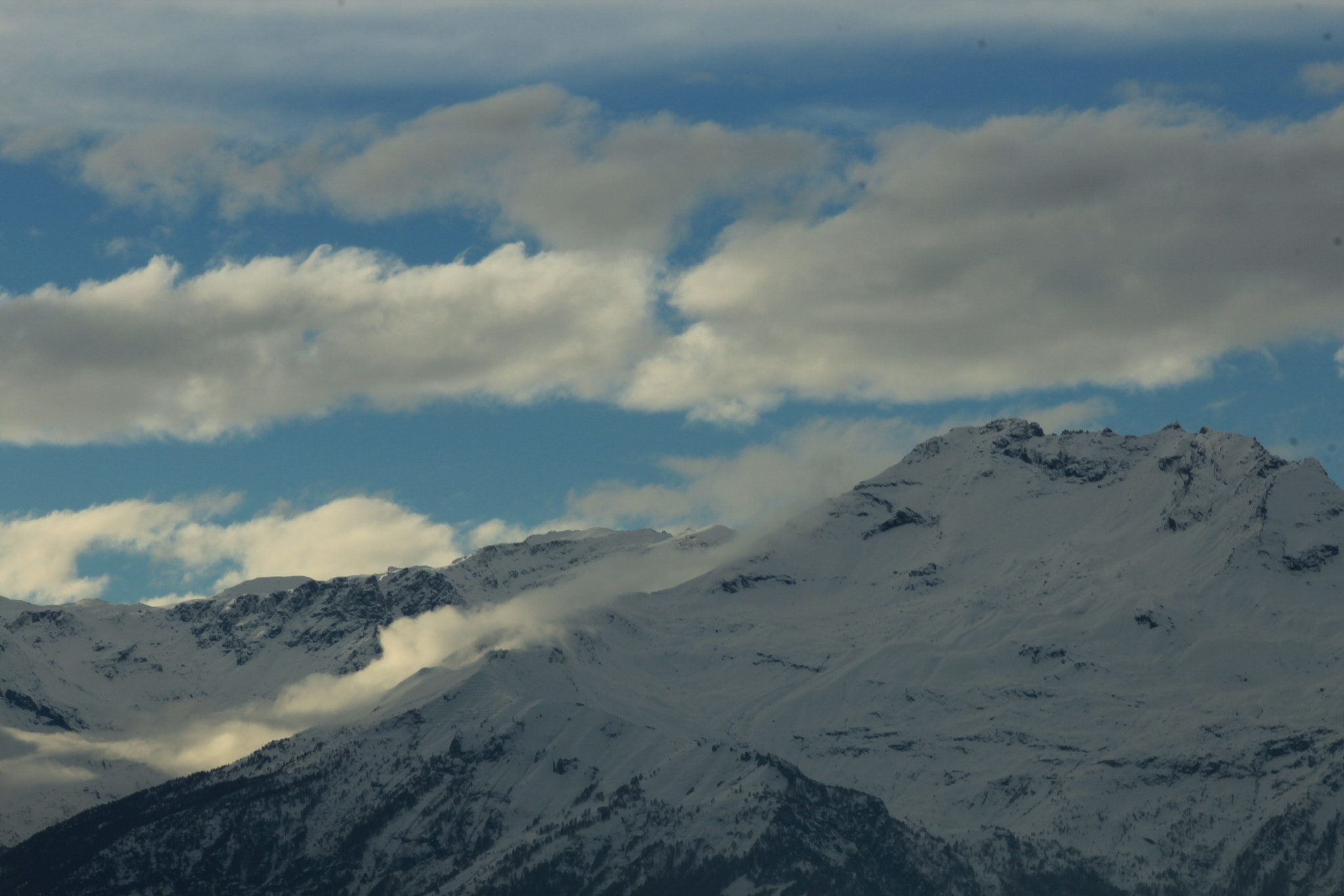 Photograph clouds and snow by Paola Fiore on 500px