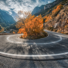 U-Turn by Antonis Panitsas (antonispanitsas)) on 500px.com