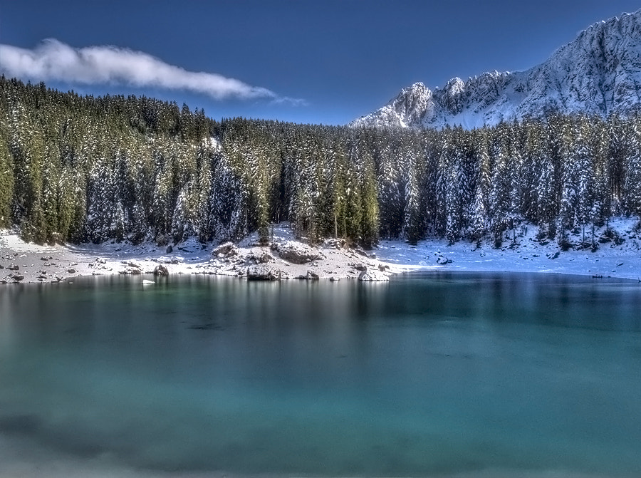 Photograph Carezza Lake #2 by Elisabetta Vitellozzi on 500px