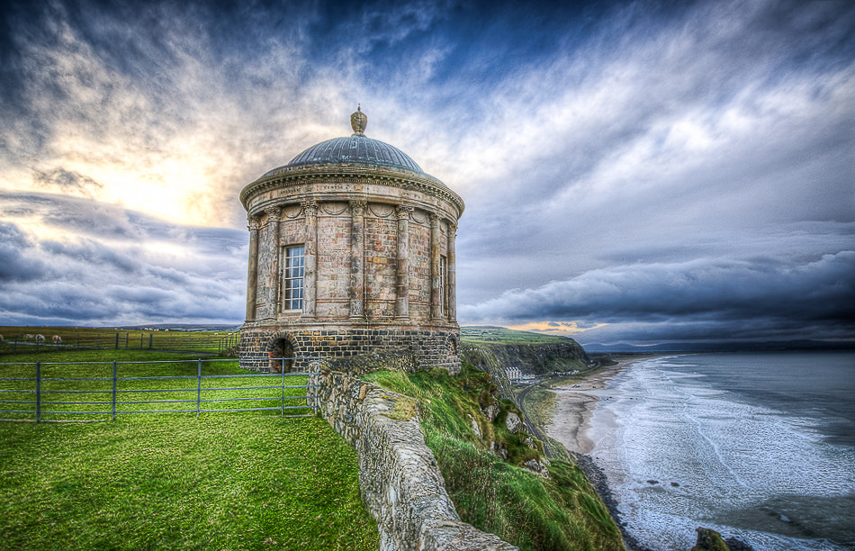 Photograph MUSSENDEN TEMPLE by Sam Smallwoods on 500px