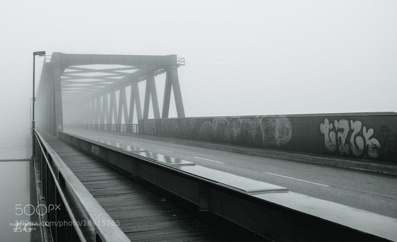 photograph br cke im nebel by eugen ga mann on 500px. Black Bedroom Furniture Sets. Home Design Ideas