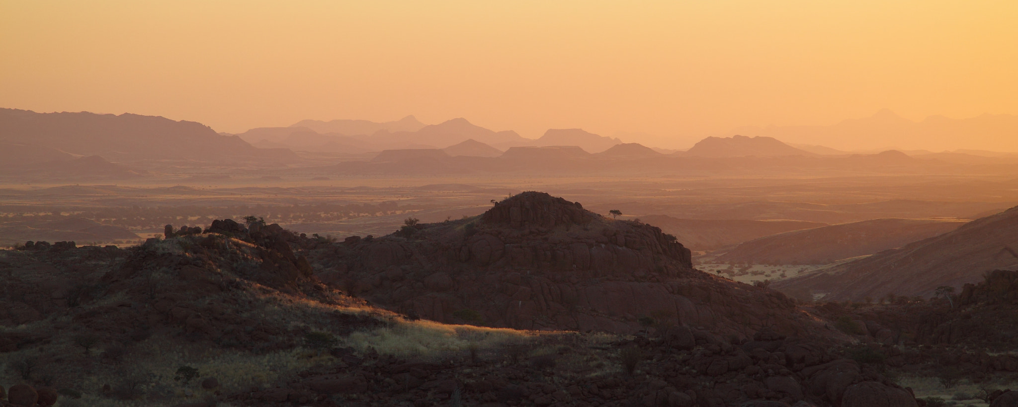 Photograph Damaraland sunset by Charles Lacy on 500px