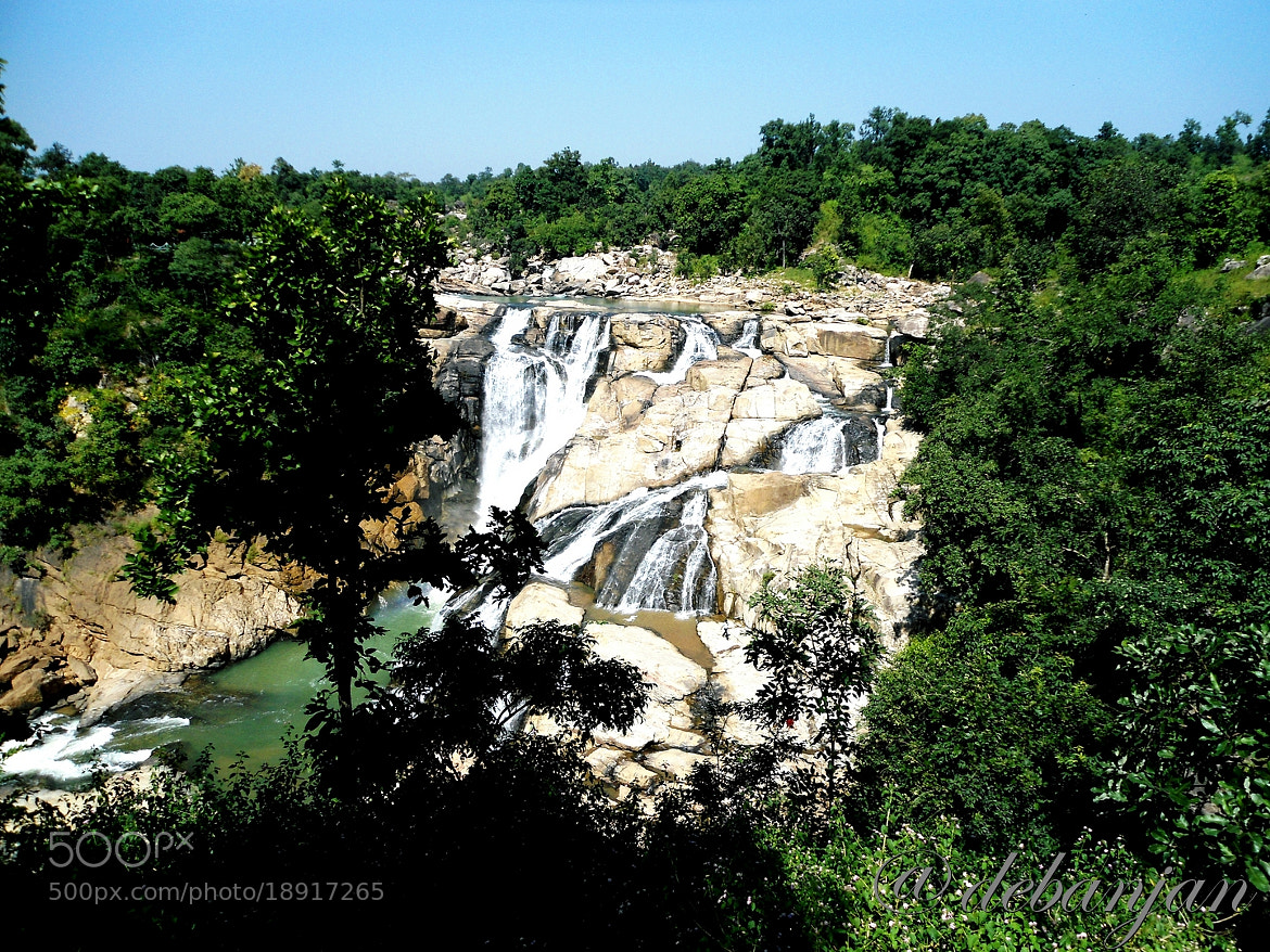 Photograph Dassam falls by Debanjan Sen on 500px