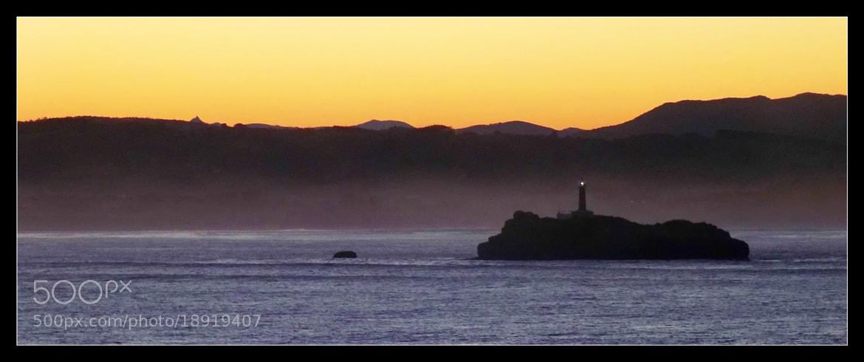 Photograph Isla de Mouro al amanecer by Seco O Seco on 500px