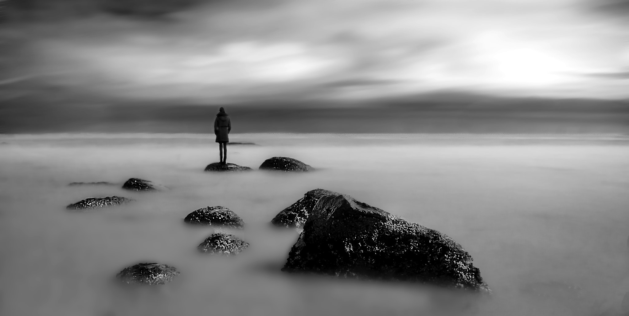 Photograph Moody Girl by Peter Emil Andersen on 500px