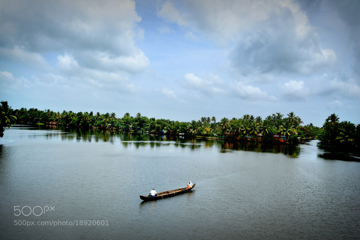 Photograph Alleppey by Aravindhsibi Arumugam on 500px