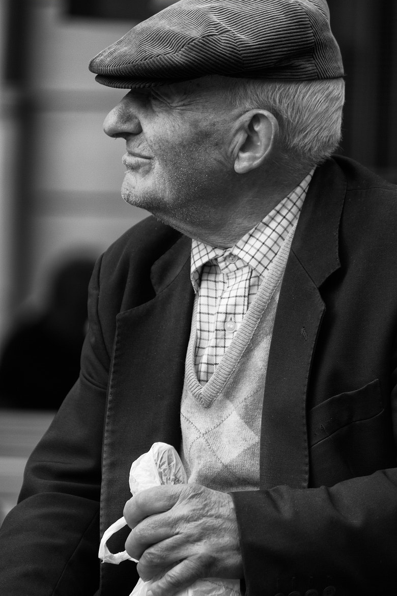 Photograph Old Man by Domenico Vaccaro on 500px