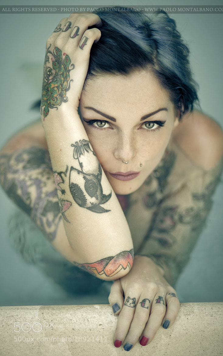 Photograph Cool Pool Tattoos - Ria by Paolo Montalbano on 500px