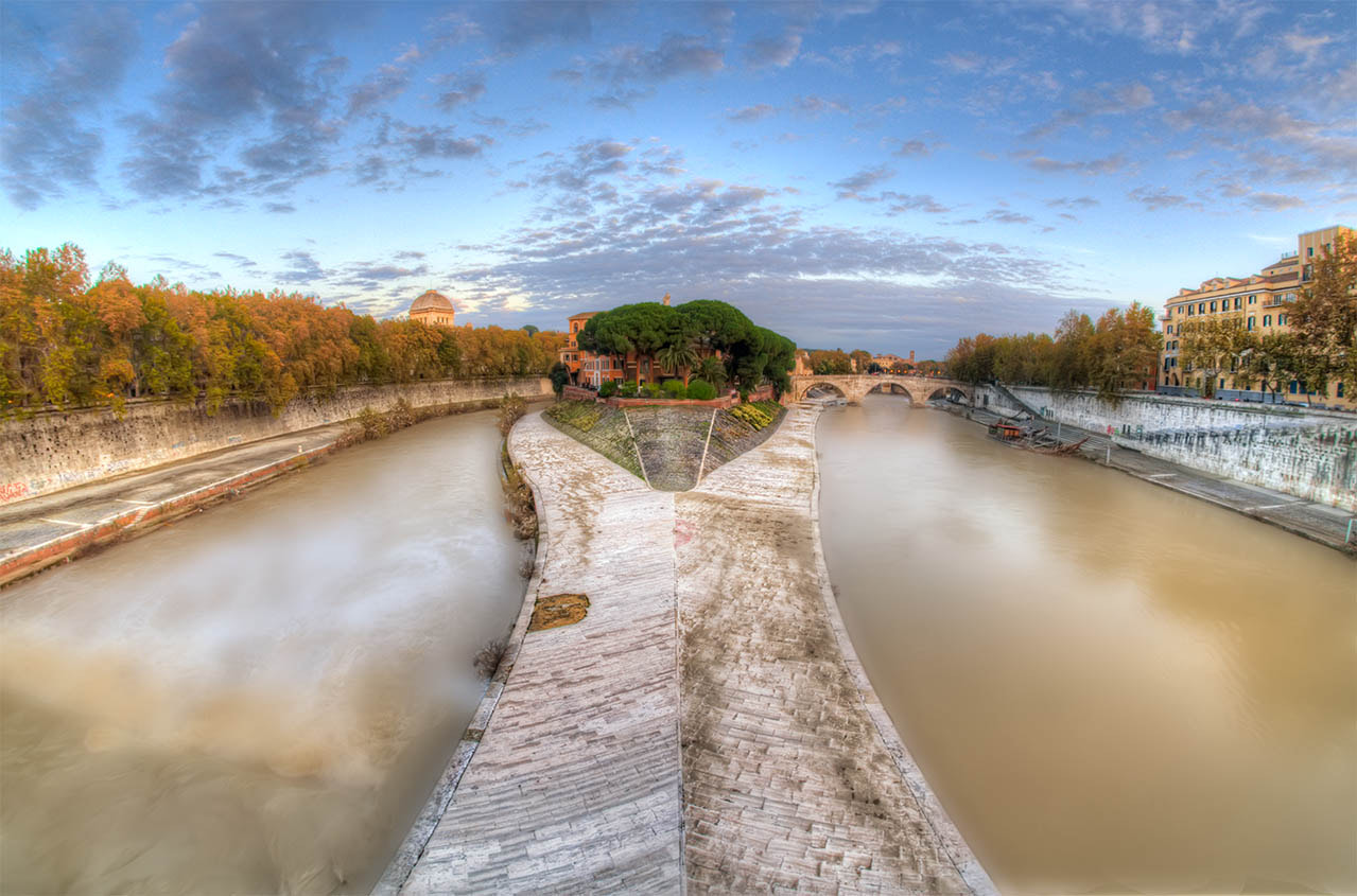 Photograph Autumn on the River by Giuseppe Sapori on 500px
