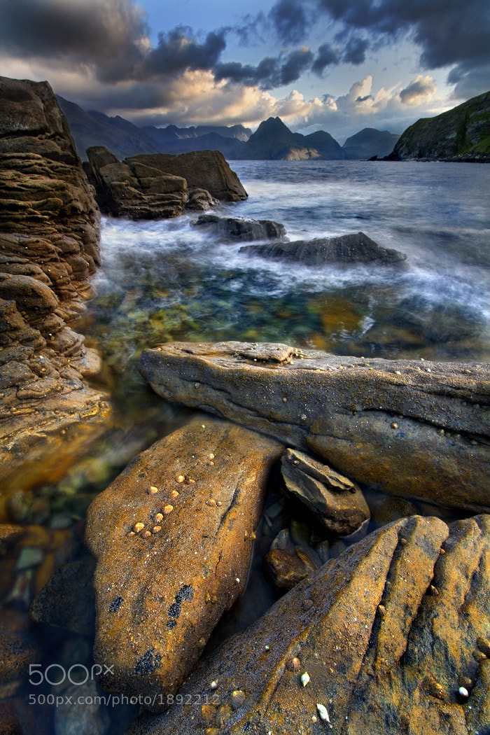 Photograph Elgol Dawn by Stephen Emerson on 500px