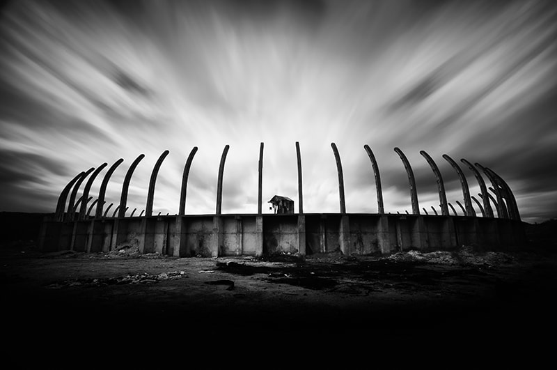 Photograph Gateway to Hell by Jeff Vyse on 500px
