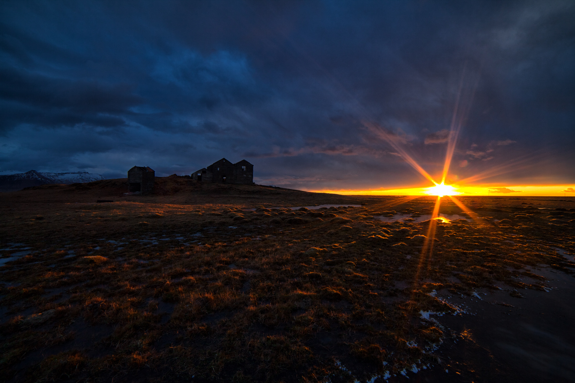 Photograph Sunrise in Iceland by Tim Vollmer on 500px