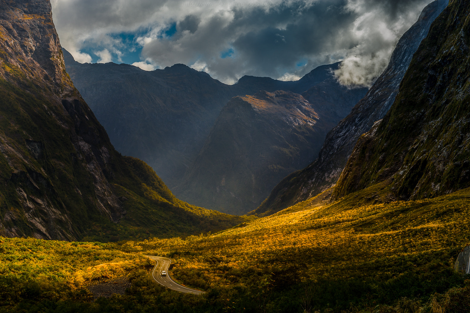 Photograph Middle earth drive by Coolbiere. A. on 500px