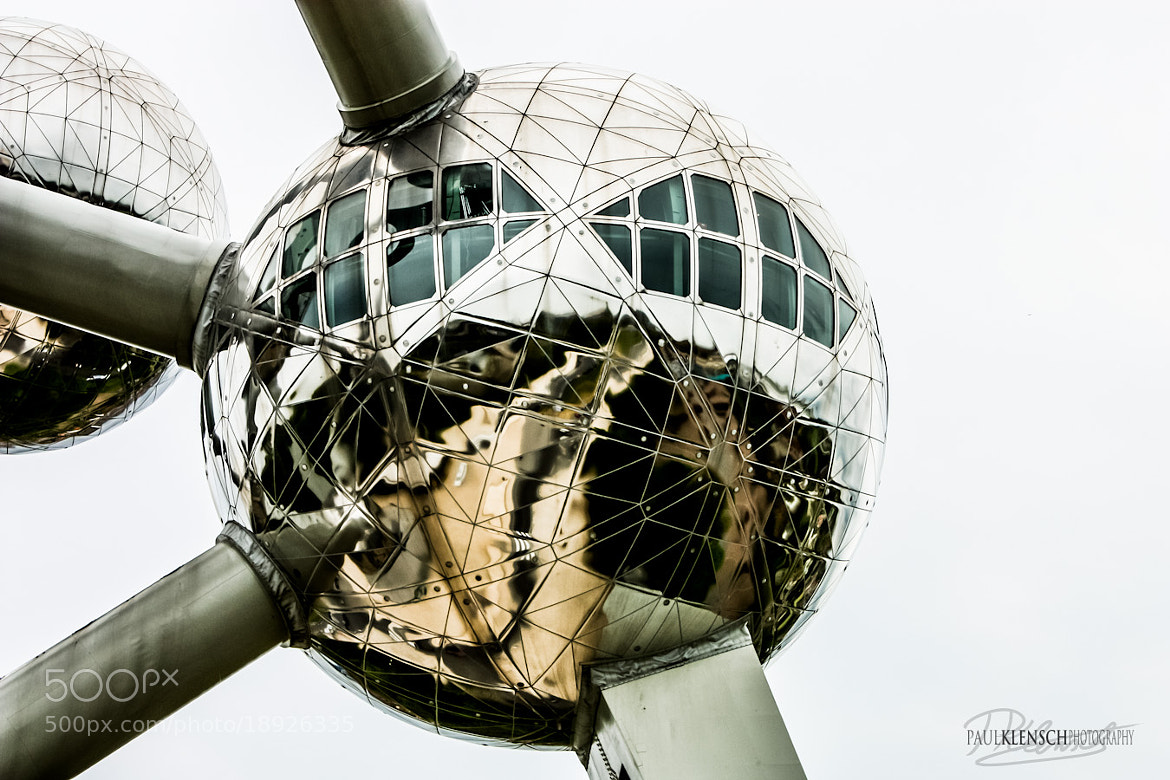 Photograph Atomium by Paul Klensch on 500px