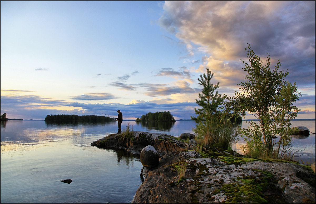 Photograph Fishing in Finland ... by Valtteri Mulkahainen on 500px