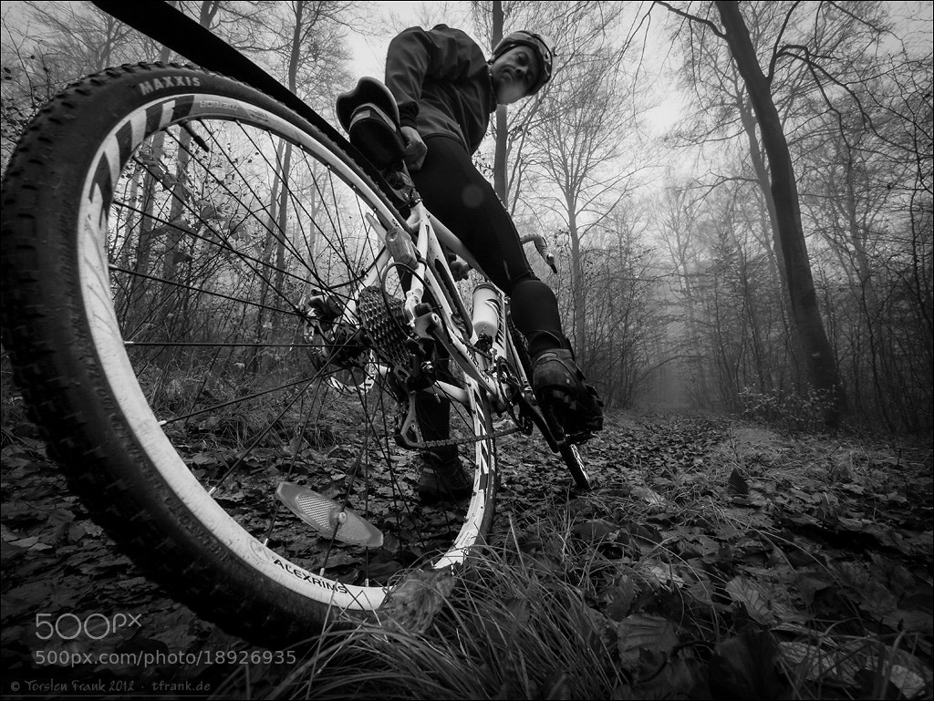 Photograph Foggy November Cross by Torsten Frank on 500px