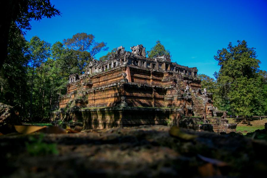Phimeanakas Temple by Rémi Doulcier on 500px.com