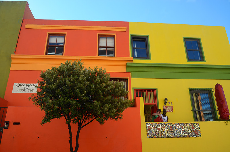 Photograph THE COLOURS of CAPE TOWN 4... by Magda Indigo on 500px