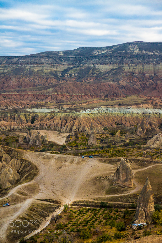 Photograph Cappadocia Landscape by Ryan Opaz on 500px