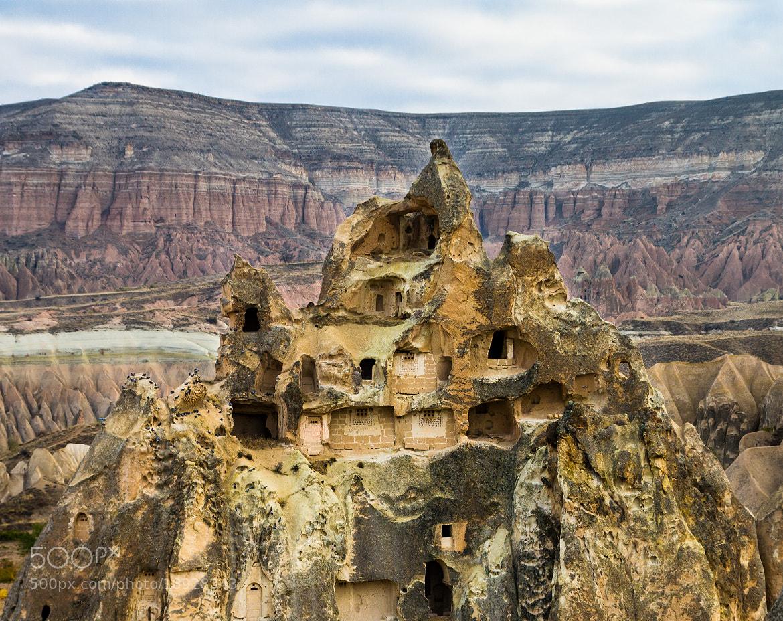 Photograph Cappadocia Housing by Ryan Opaz on 500px