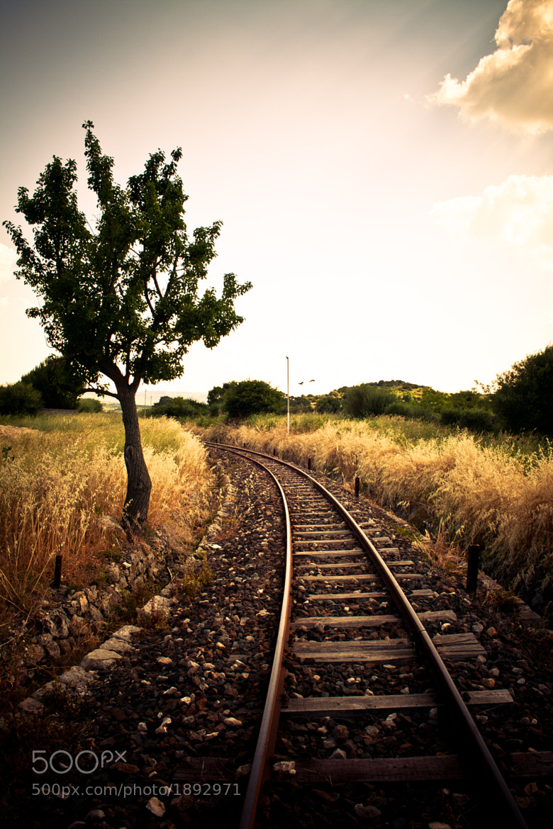 Photograph Railroad by Emanuele  Toscano on 500px