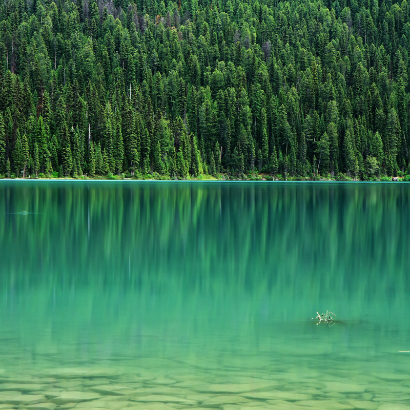 Photograph Emerald Lake by Ania Tuzel on 500px
