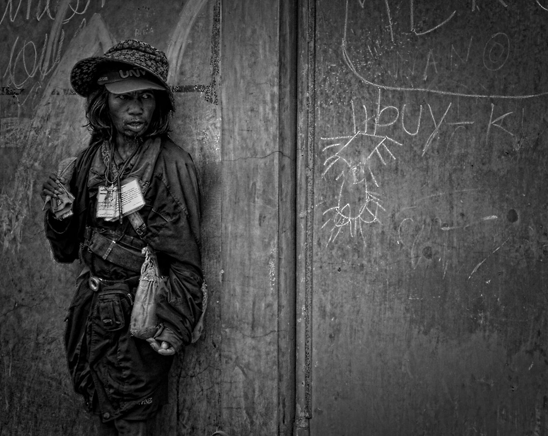 Photograph Tough guy by Vey Telmo on 500px