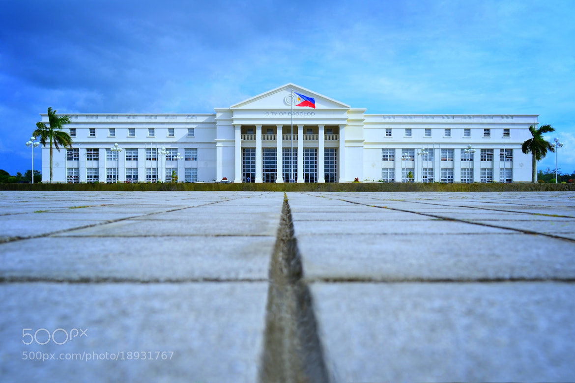 Photograph New Government Center by Wilfredo Lumagbas Jr. on 500px