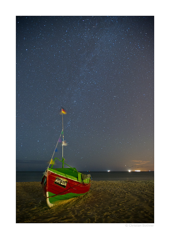 Photograph Stars on the Sky by Christian Ringer on 500px