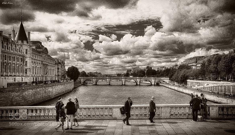 Photograph Paris by Viktor Korostynski on 500px