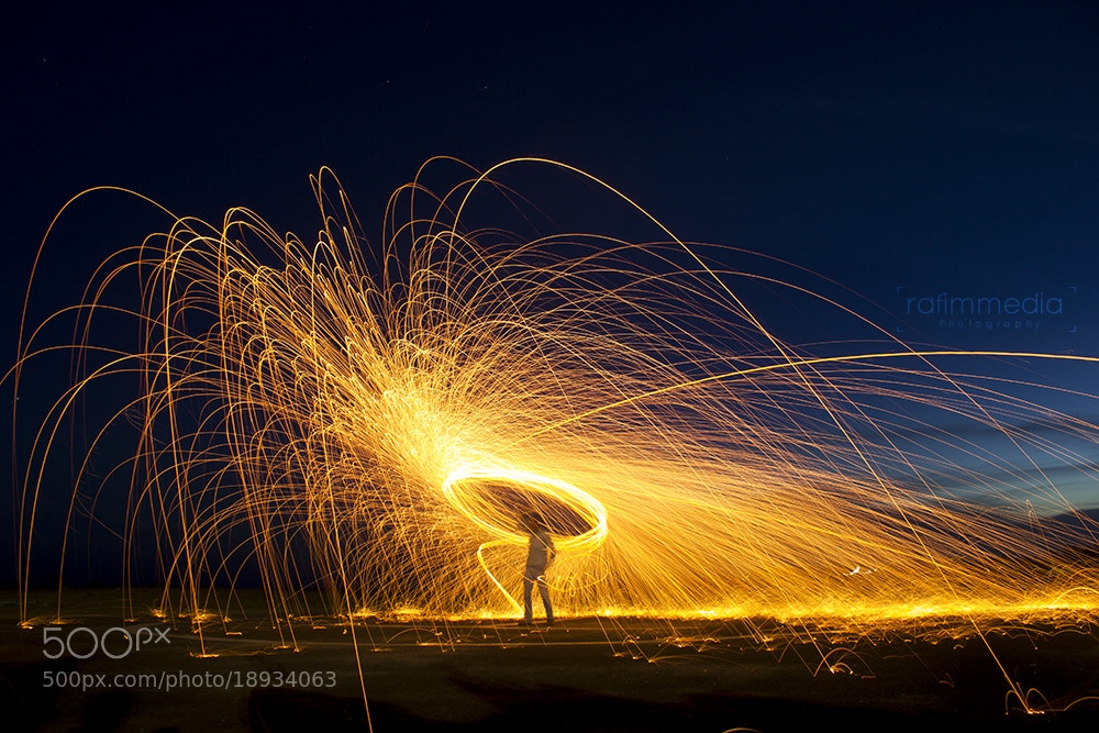 Photograph Steel wool  by Mohamed  Rafi on 500px