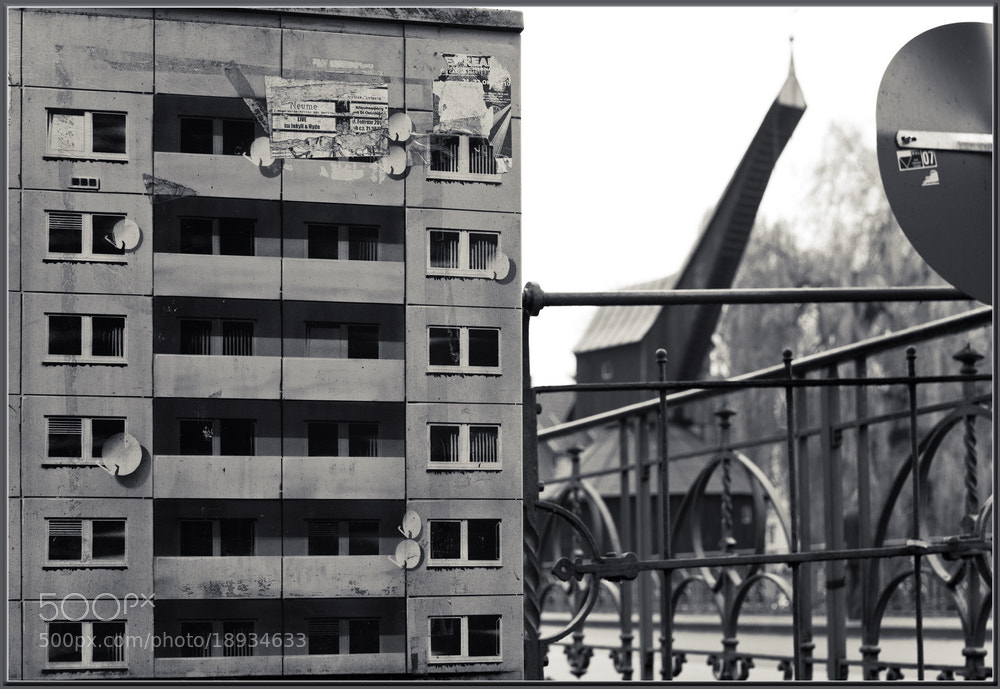 Photograph streetart by Hans Sendker on 500px