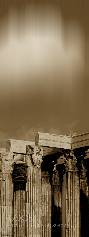 Photograph Atnène 50 years BC by Elaine Richard on 500px