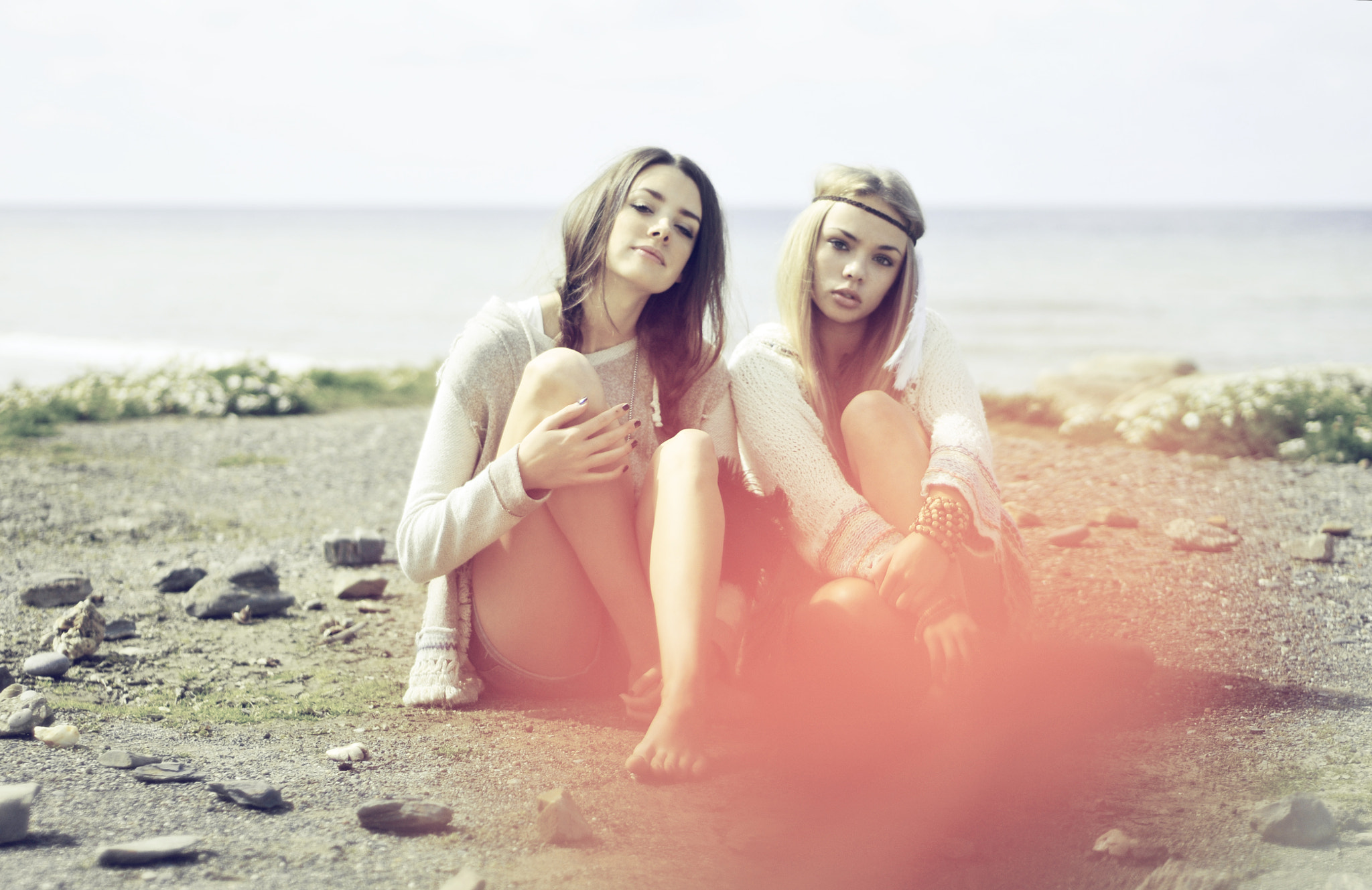 Photograph Sophie and Suzanna by Lisa Langdon-Banks on 500px