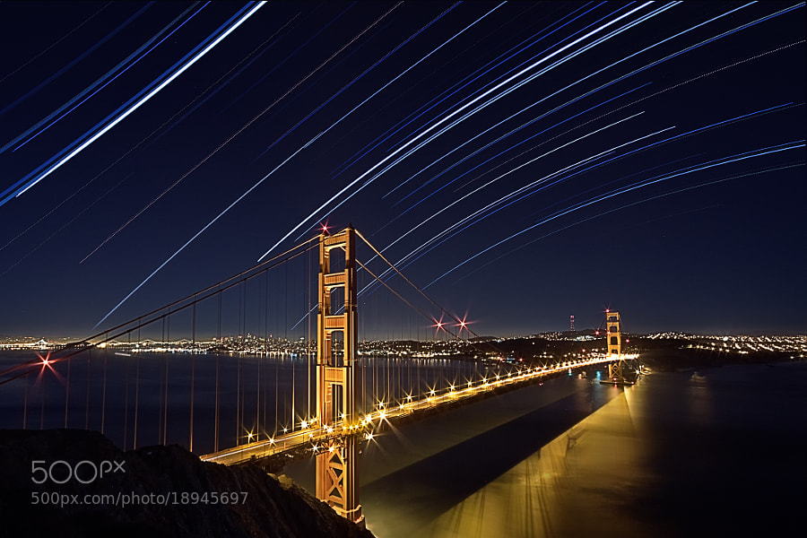 Stars Bridge by Lubos Bruha (lubosbruha)) on 500px.com