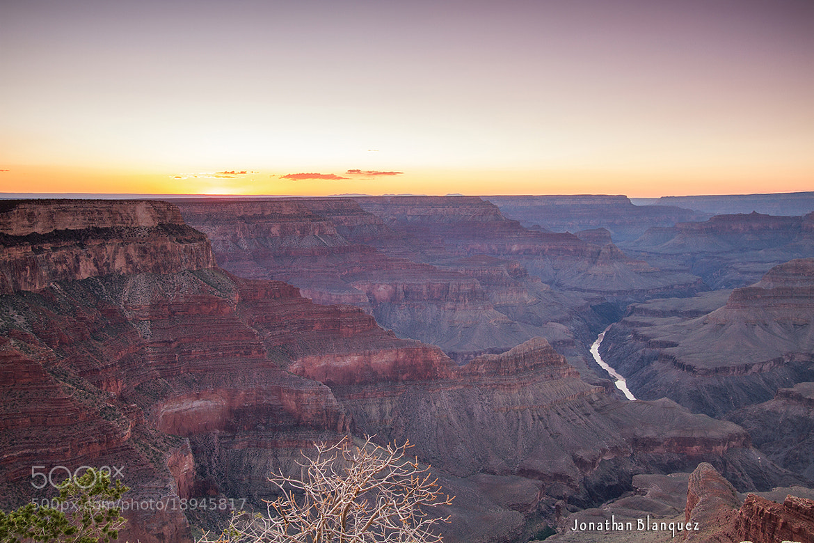 Photograph Grand Canyon - Mohave point by Jonathan Blanquez on 500px
