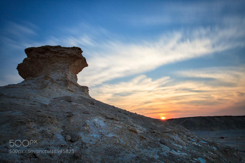 Photograph Qatar landscape by Helminadia Ranford on 500px