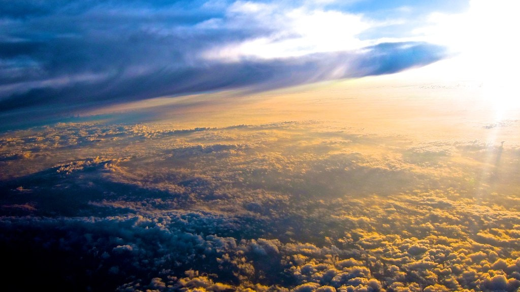 Photograph From the plane... by  Stahle on 500px
