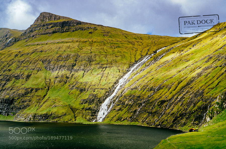 The cabin in Saksun - Faroe Islands
