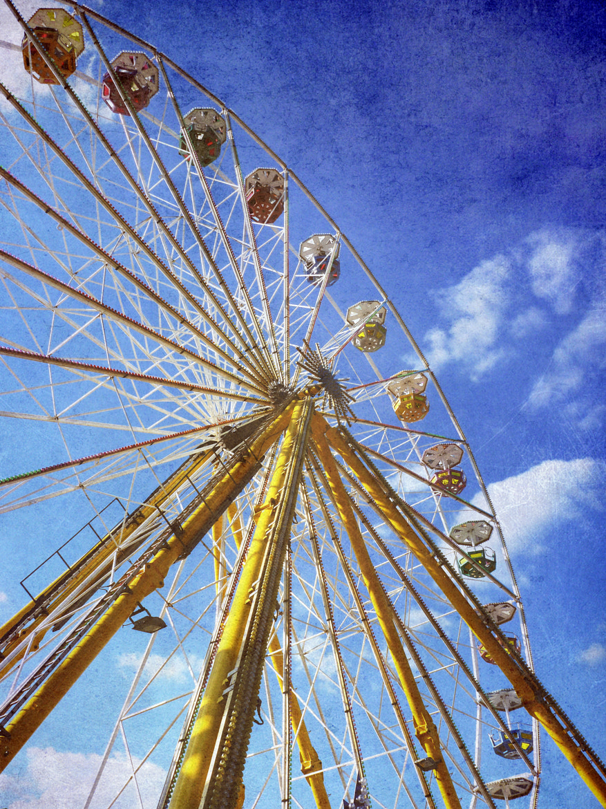 Photograph At the funfair #3 by Angela Bruno on 500px