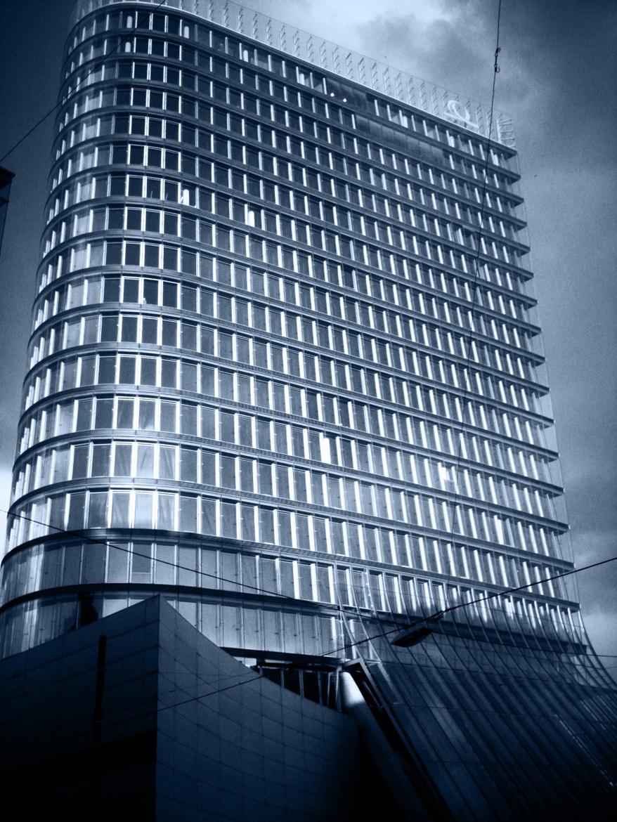 Photograph UNIQA Tower by Ernst Gamauf on 500px