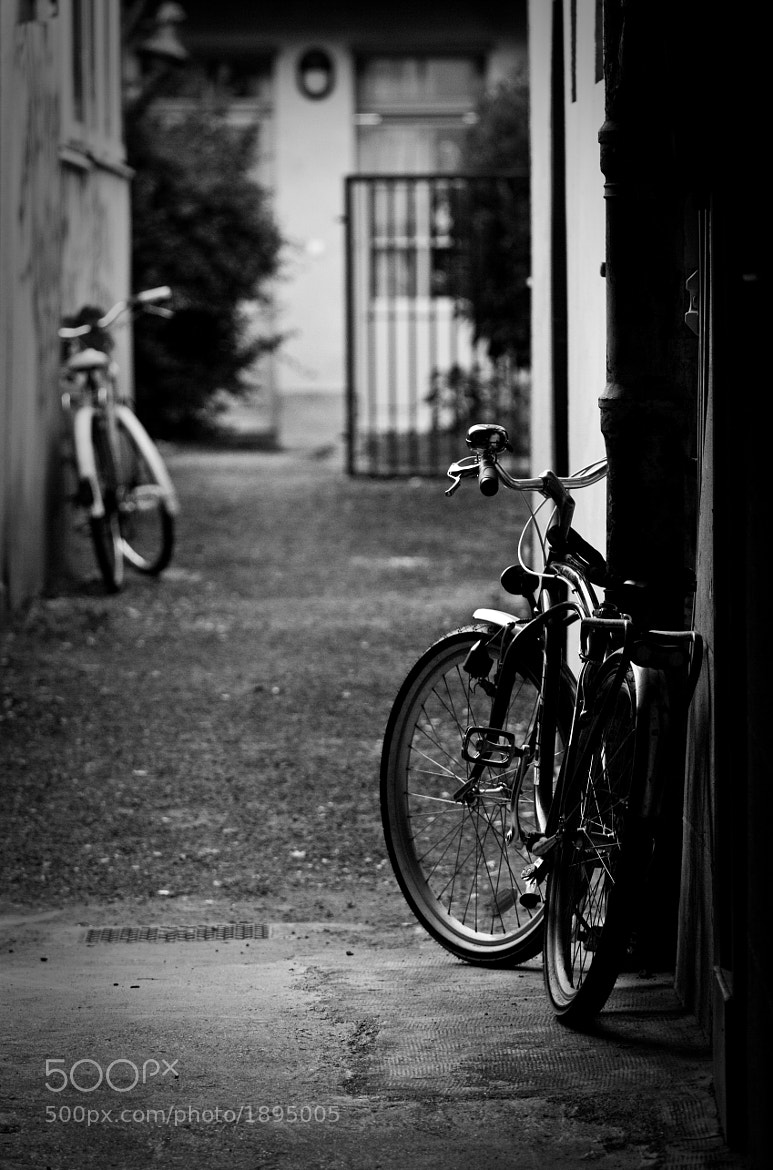 Photograph A Bicyclette by Florian Leroy on 500px