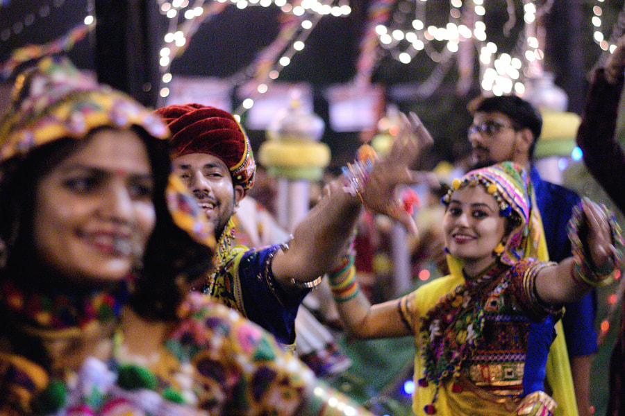 #Indianculture, #garba, #navratri, #october, #spiritual, #fun by Niketh Ravindran on 500px.com