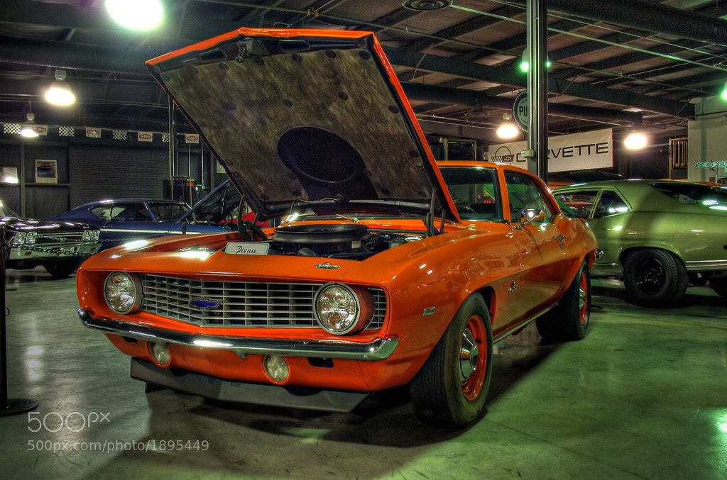 Photograph Camaro HDR by Brian Matthews on 500px