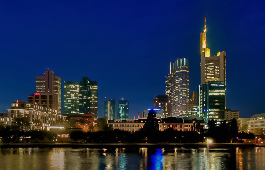 Photograph FRANKFURT am Main by Zeki Öztürk on 500px