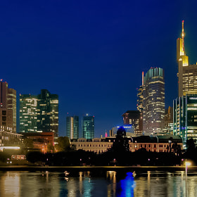 FRANKFURT am Main by Zeki Öztürk (Zekiztrk)) on 500px.com